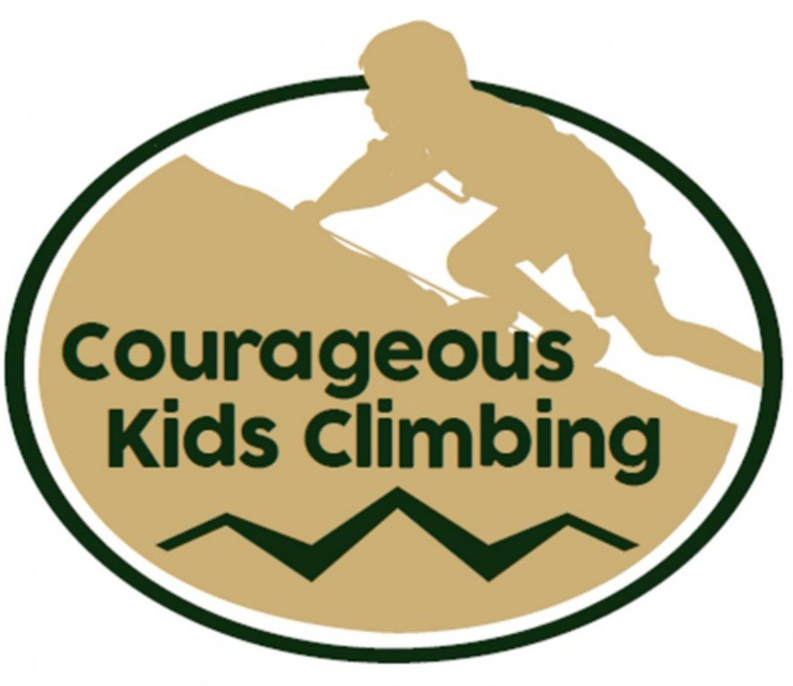 Courageous Kids Climbing