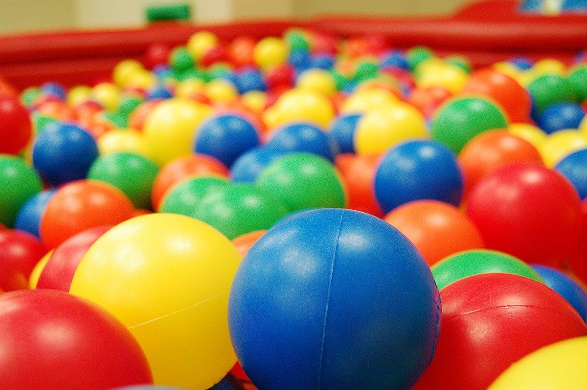Ball pit