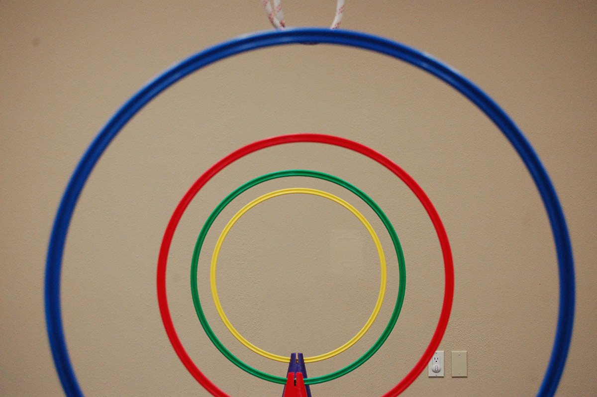 Therapy hoops