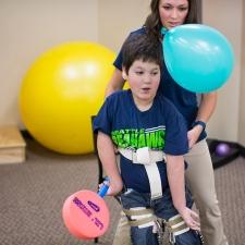 Balloon paddling